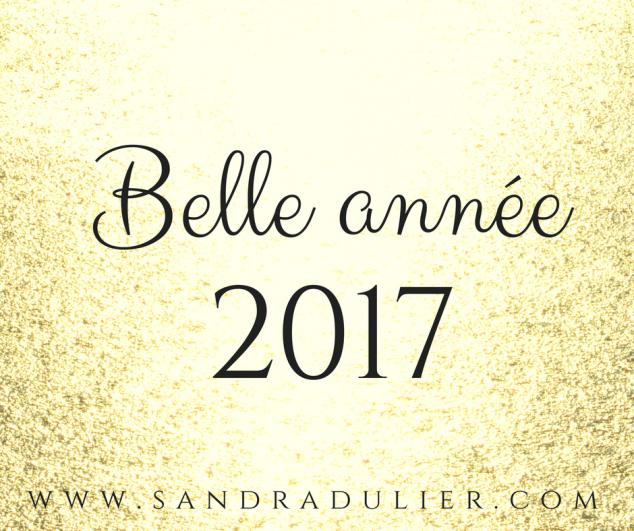 Belle annee 2017