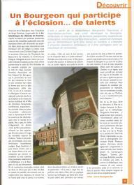 Charleroi magazine decembre 2013