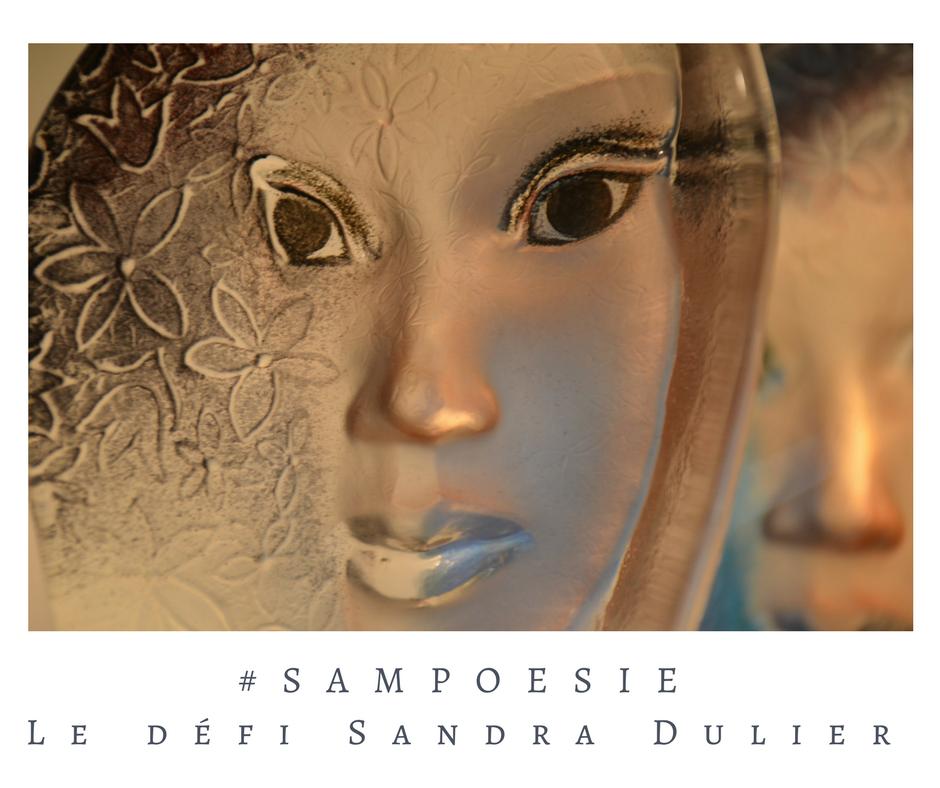 Masque de femme, beauté d'un visage, carnaval de Venise ou d'ailleurs… écrire un poème #Sampoésie.