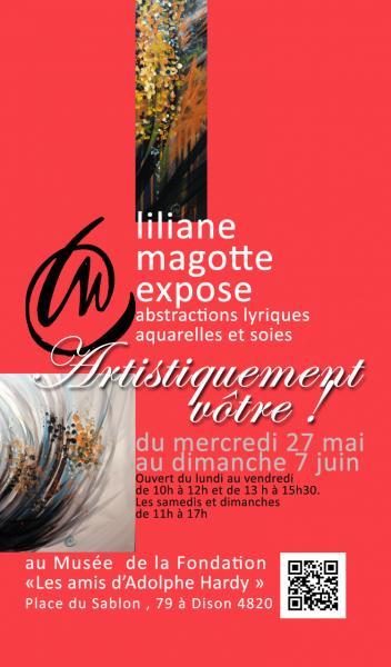 Liliane magotte fondation hardy