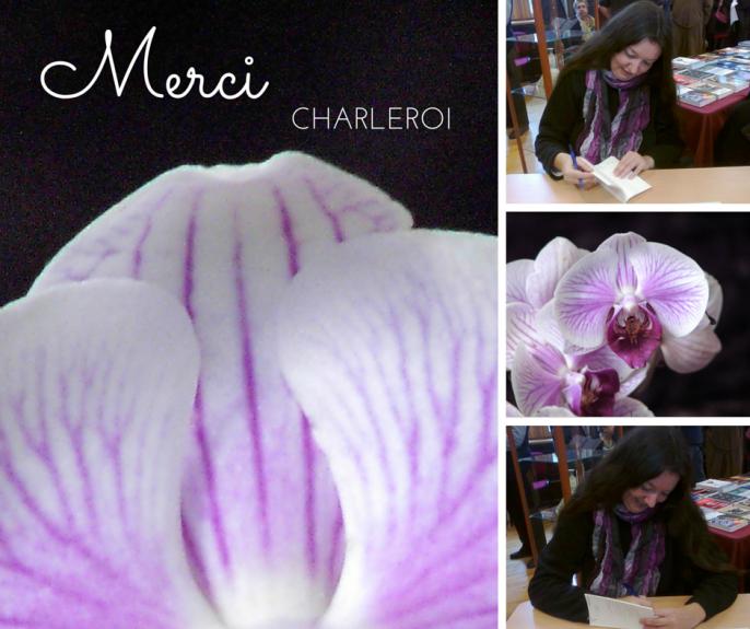 Les Alchimies du Livres Salon de Charleroi Novembre 2014