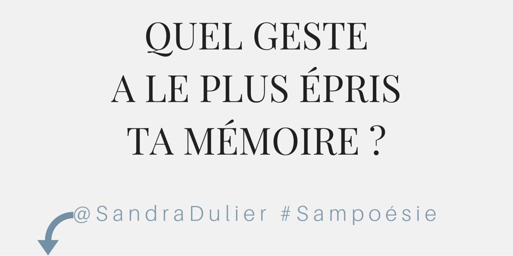 Le défi poésie est proposé à l'écriture sur Twitter à partir du 20 février 2016 tous les samedis de 08h00 à 00h00. Bienvenue à la Francophonie.