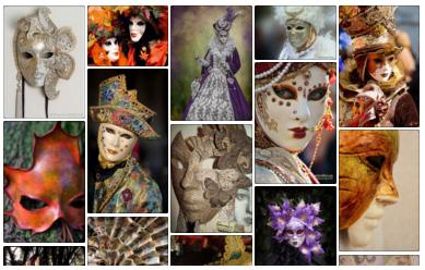 Tableau carnaval de venise sur le Pinterest de Sandra Dulier Auteur