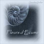 Couverture fleurs d'écume
