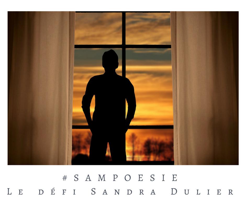 Que vous inspire cette photo ? A vos poèmes #Sampoésie. #fenêtre #silouhette #nuit #homme #écrire #poésie