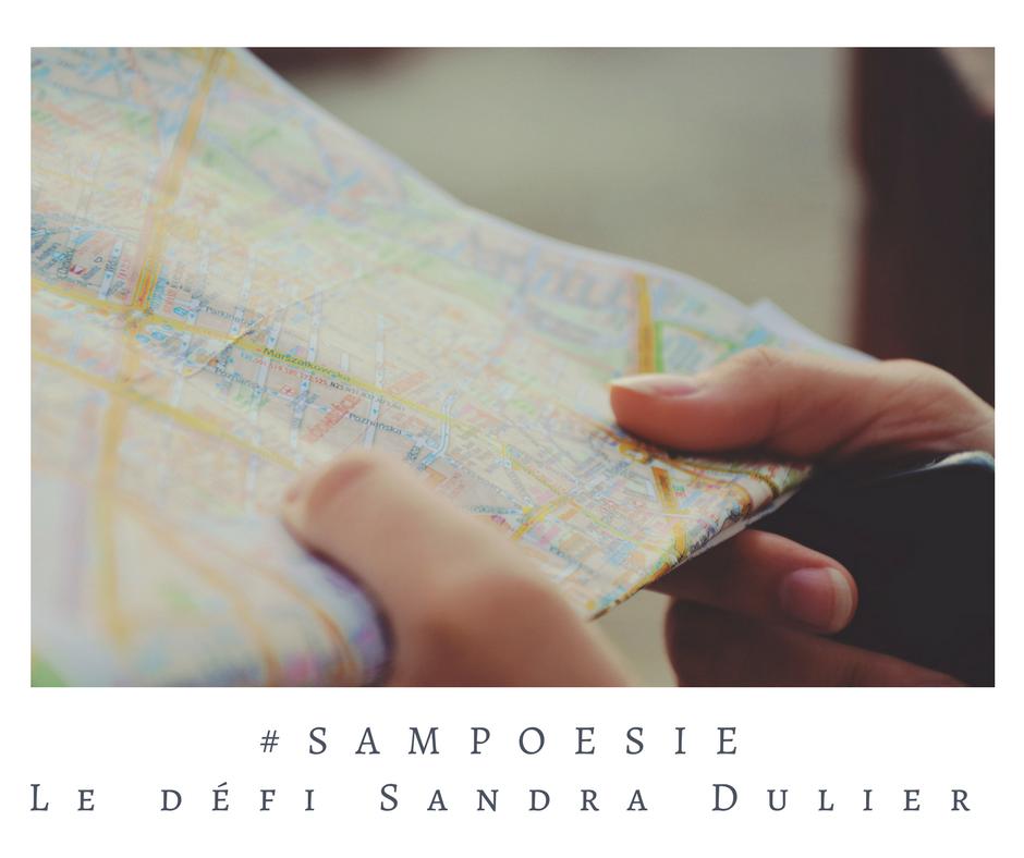 Que vous inspire cette photo ? A vos poèmes #Sampoésie. Carte, plan de ville, voyage , écrire, poésie.