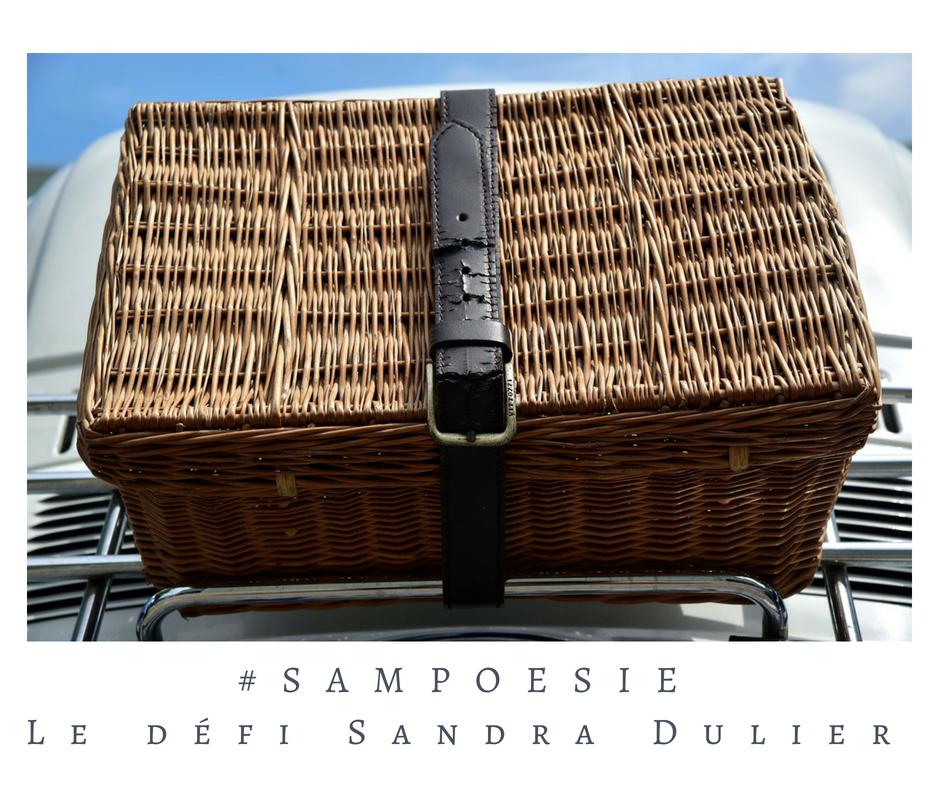 Que vous inspire cette photo ? A vos poèmes #Sampoésie. #valise #été #panier #voyage #écrire #poésie
