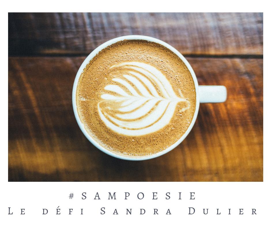 Que vous inspire cette photo ? A vos poèmes #Sampoésie. #latte #art #café #automne #crème # #poésie #écrire