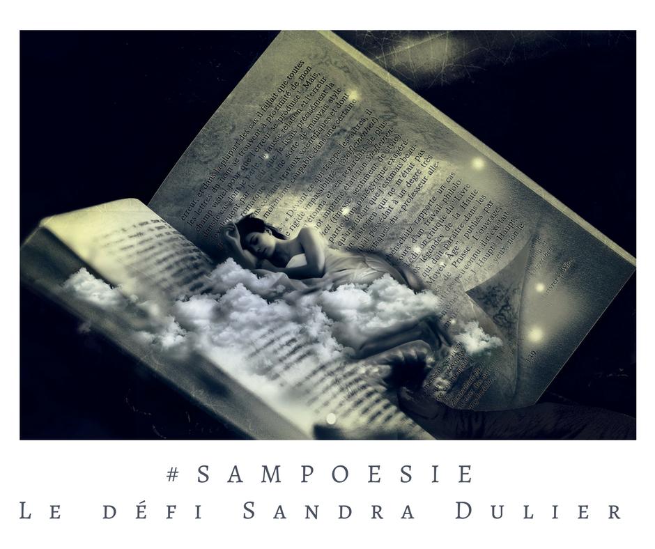 Que vous inspire cette photo ? A vos poèmes #Sampoésie. Nuit, femme, nuage, sommeil, rêves, écrire, poésie.