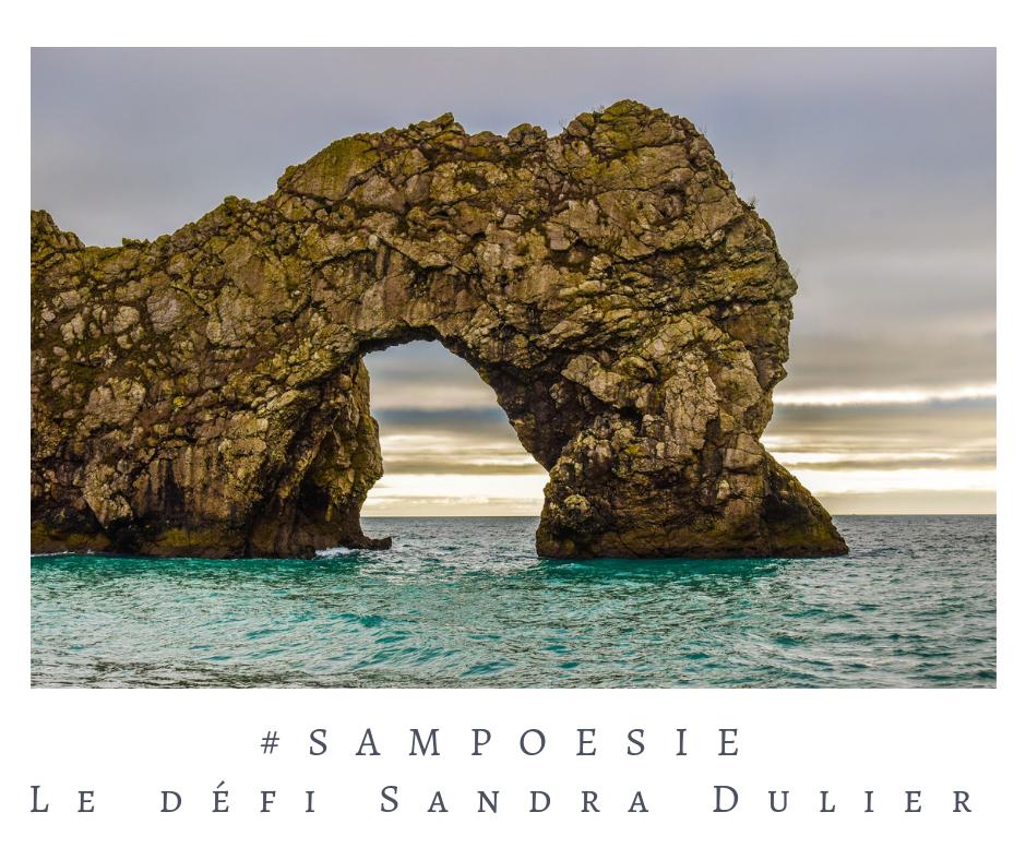 Que vous inspire cette photo ? arche,mer,falaise