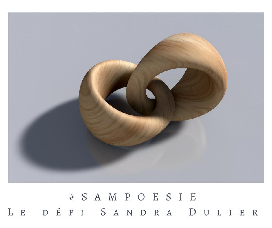 Que vous inspire cette photo ? A vos poèmes #Sampoésie. #photo #bois #sculpture #deux #amour # #écrire #poésie.