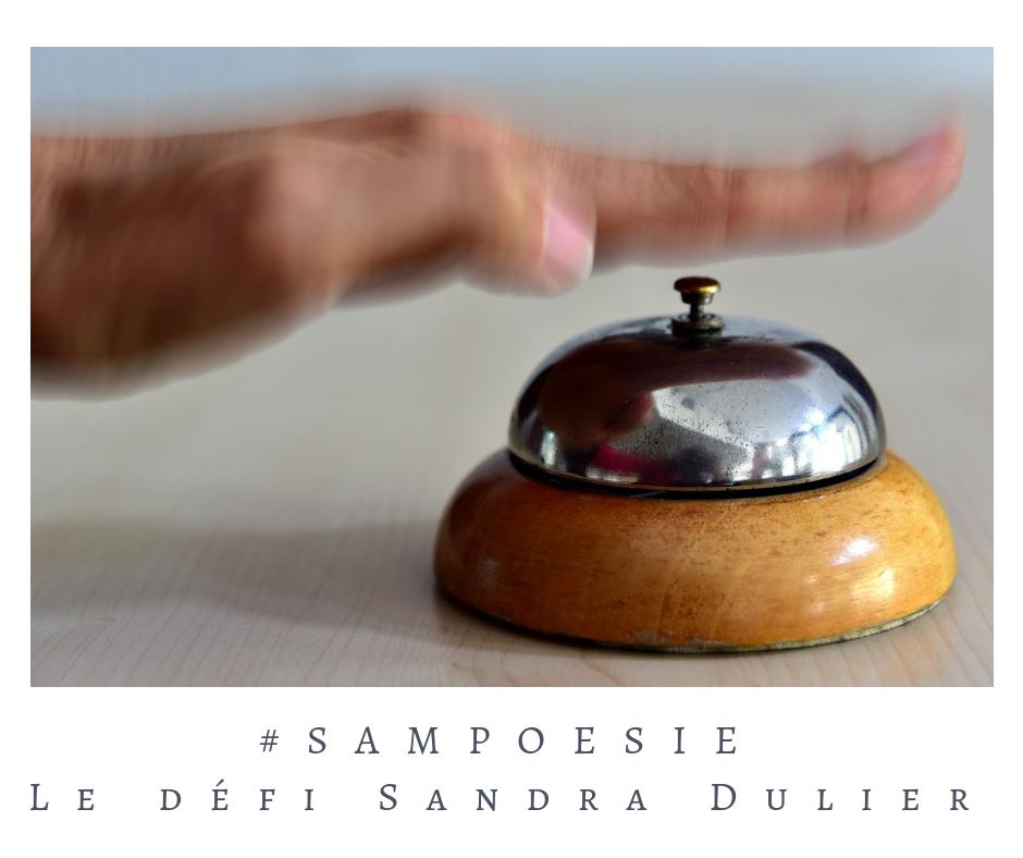 Que vous inspire cette photo ? A vos poèmes #Sampoésie. #sonnette #hôtel #service #voyage #poésie #écrire