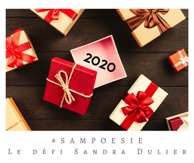 Defi sampoesie 28 12 2019