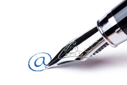 La lettre funambule