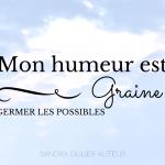 HUMEURS DU JOUR