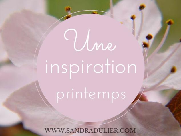 Une inspiration printemps - Découvrir la vidéo Floralies printanières et sa descritpition texte sur  http://www.sandradulier.com/blog/les-parfums-de-saison/video-printemps-poesie.html