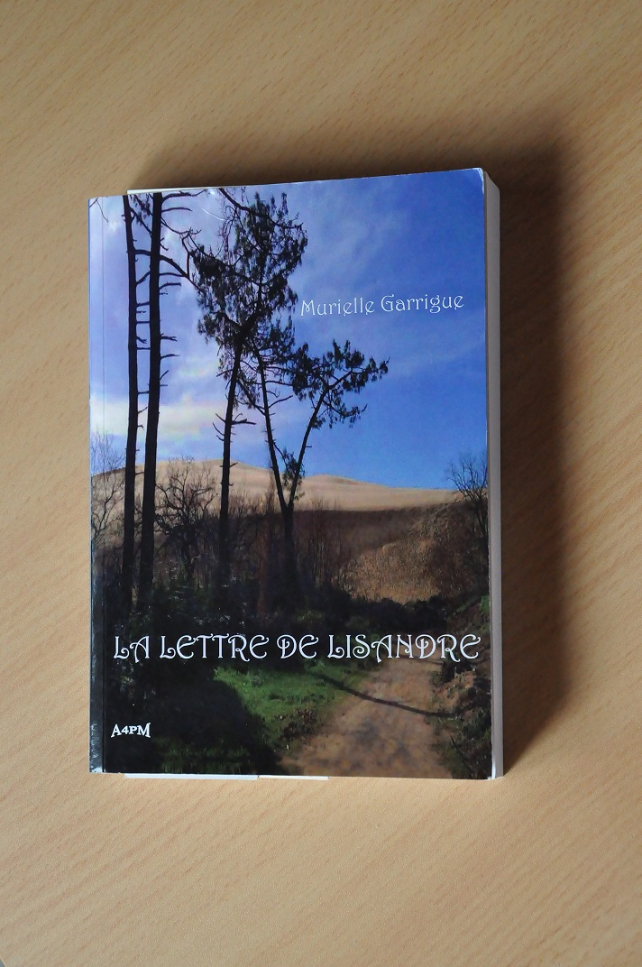 La Lettre de Lisandre de Murielle Garrigue