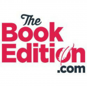 Logo thebookedition transparent