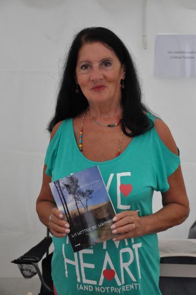 Murielle Garrigue le Moulleau 2015