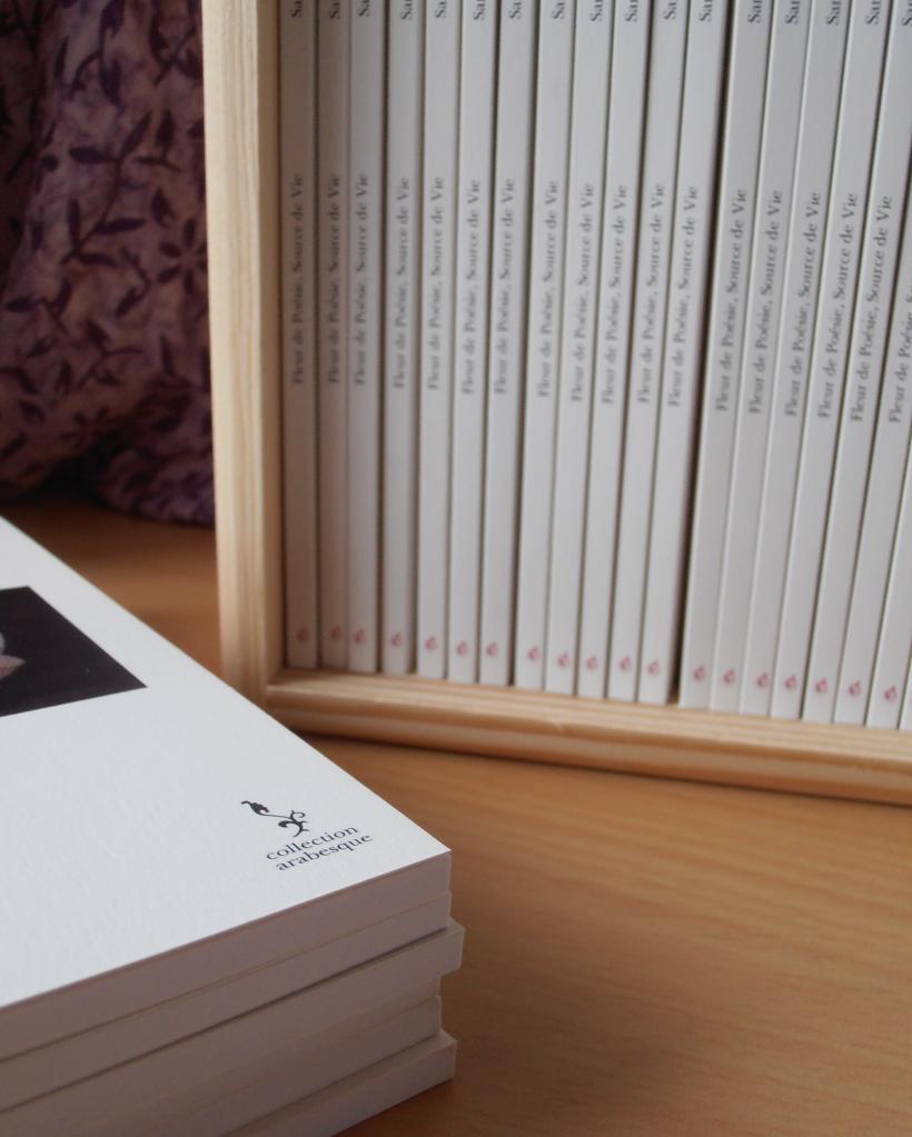 ~ Plus qu'une dizaine de recueils en stock pour une dédicace de l'auteur ~ Profitez-en pour un envoi personnalisé et soigné ~