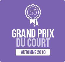 Prix automne 2018 shortedition