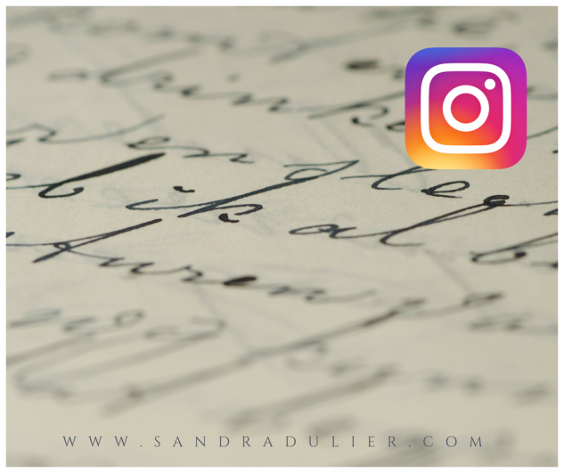 Top calligraphie instagram